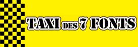 Taxi des 7 Fonts